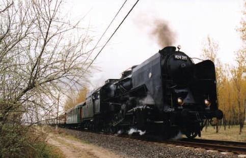 Trükkös csomaglopás az egykori Mária Valéria telepen áthaladó vonatokról.