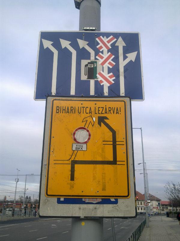 Bihari utca lezárva! - jozsefattilalakotelep.hu