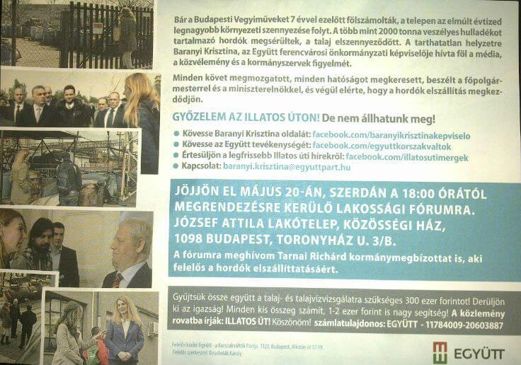 Baranyi Krisztina polgármester lesz?