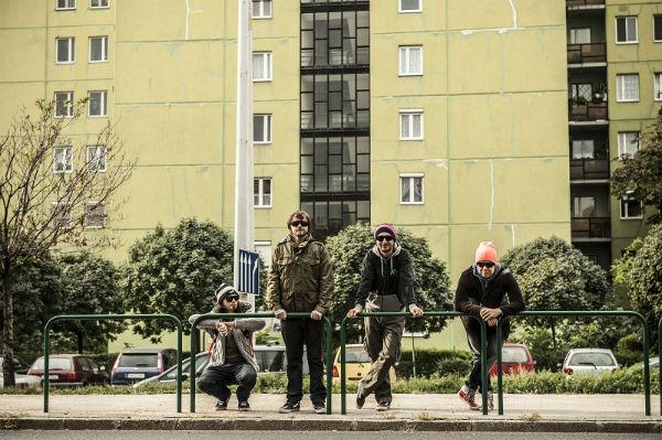 Bëlga a József Attila lakótelepen Fotó: A38.hu