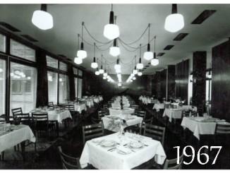 Ezüst Sirály étterem Fotó: Ferencvárosi Helytörténeti Gyűjtemény