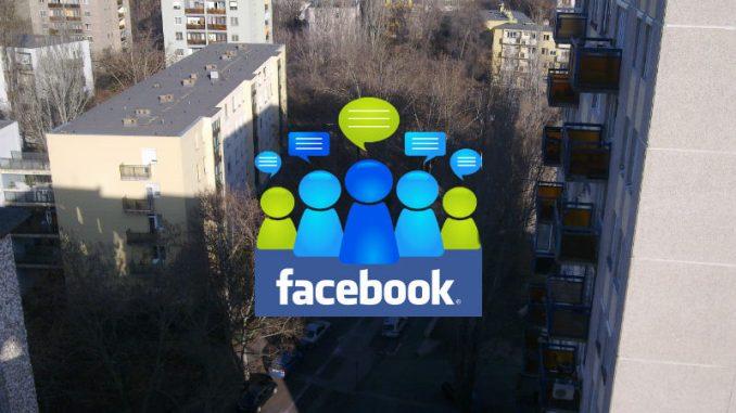 Minden társasház felkerül a facebookra