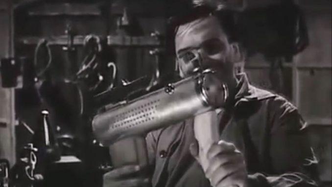 Sugárfegyvert teszteltek a 70' -es években a Távíró utcában
